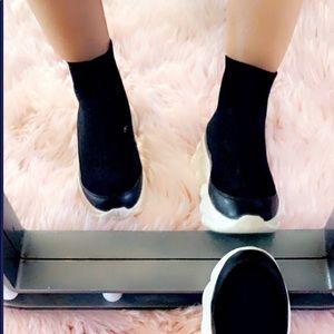 🔥Black sock sneaker